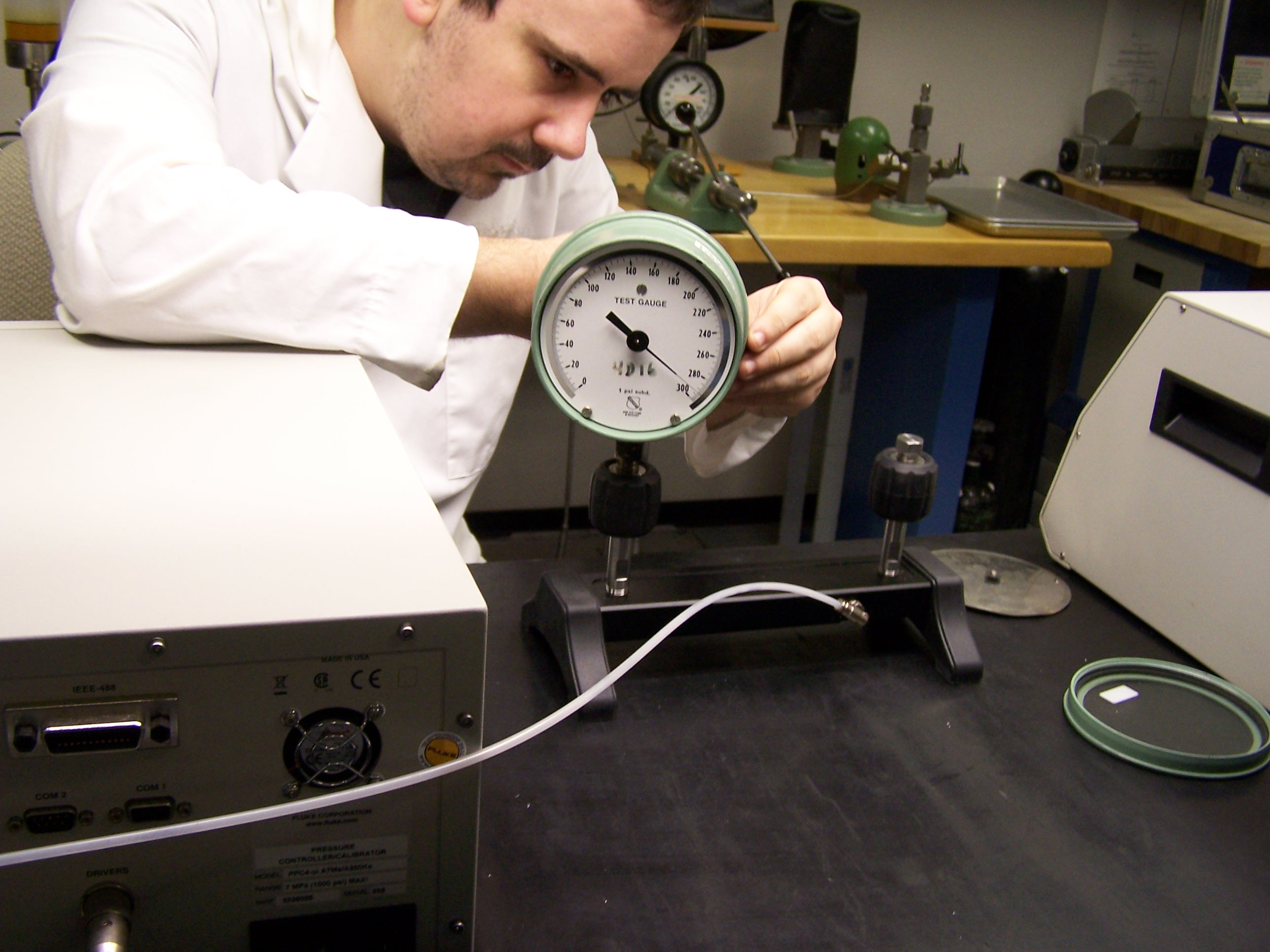 Accurate Instrument Repair Inc. has the capabilities to calibrate ...